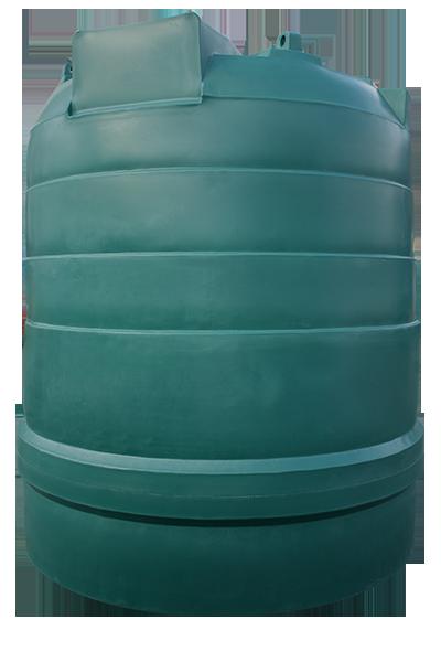 Sturdy 10,100Ltr Oil Tank
