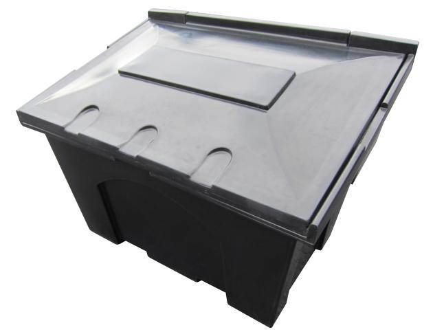 Sturdy 500Kg Log Storage Box