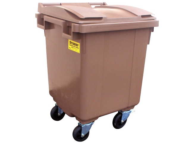 400Ltr Plastic Waste Container