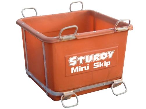 Sturdy Mini Skip