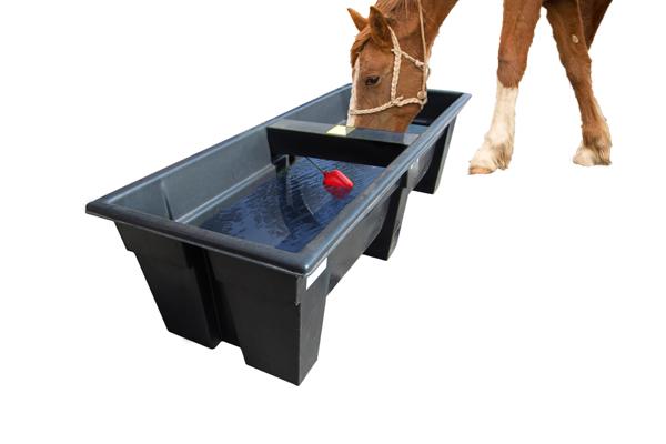 Sturdy Equestrian Drinking Trough 70gal