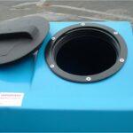 Sturdy 850lt Water Tank