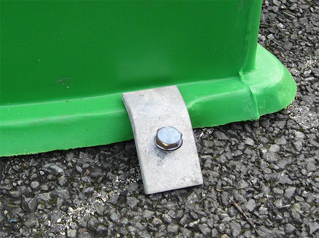 Standard Road Divider (Musoir) Clamp
