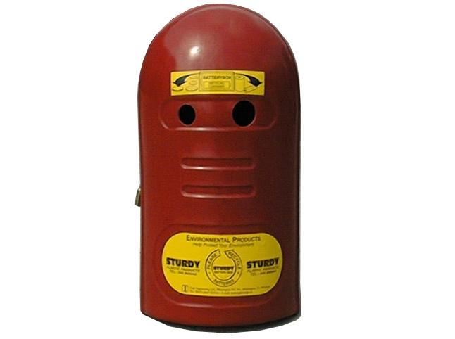 Sturdy Primary Battery Box