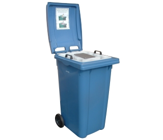 Sturdy Beverage Recycling Container
