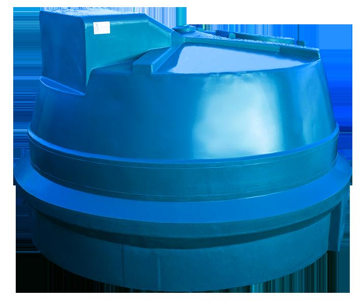 Sturdy 2,100Ltr Water Tank