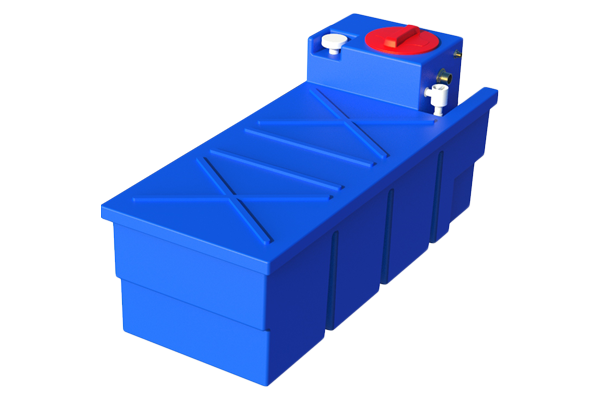 Sturdy Booster Coffin Water Tank 340Ltr