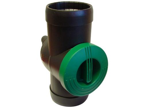 Sturdy Downpipe Filter