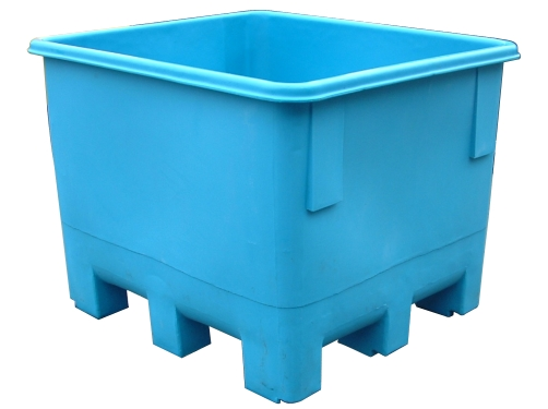 Sturdy Forkliftable Bulk Container