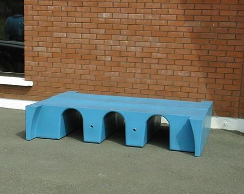 Sturdy Storage Tank Support Plinth (Flat)
