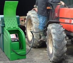 Sturdy Fuel Pod Pumping Station