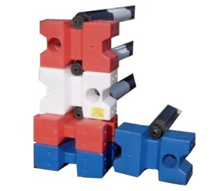 Sturdy Equestrian Jump Blocks