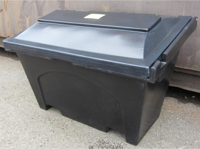 Sturdy 225Kg Log Storage Box