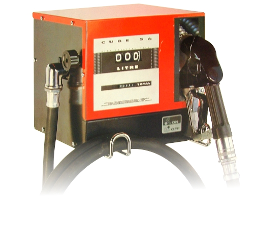 Sturdy Metering Pump and Hose Dispenser