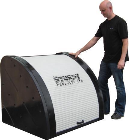 Sturdy Mini Bunker