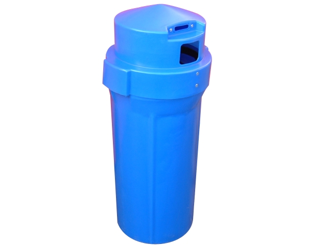 Sturdy Secure Recycling Container - Model B