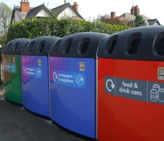 Street Recycling Centre