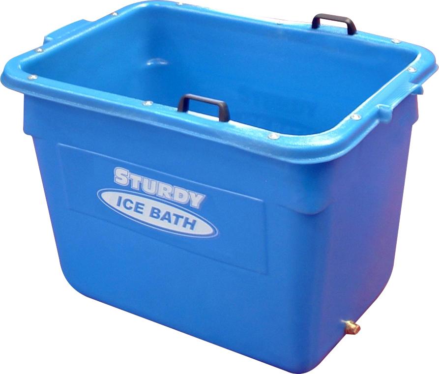 Sturdy Ice Water Bath