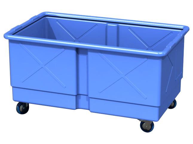 Sturdy Laundry Loading Trolley Standard - SP