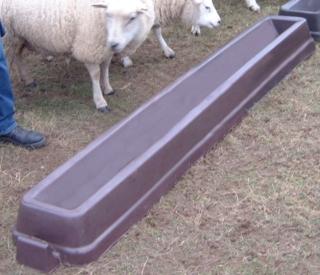 Sturdy Sheep Feeding Trough