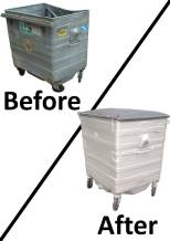 Recycling & Refurbishment Services