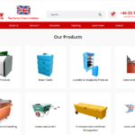 Sturdy Products UK Website