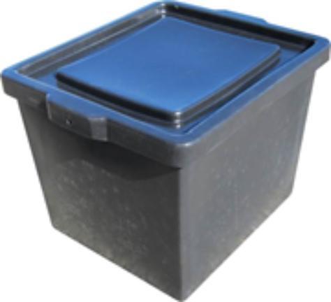 Sturdy 90L Lidded box