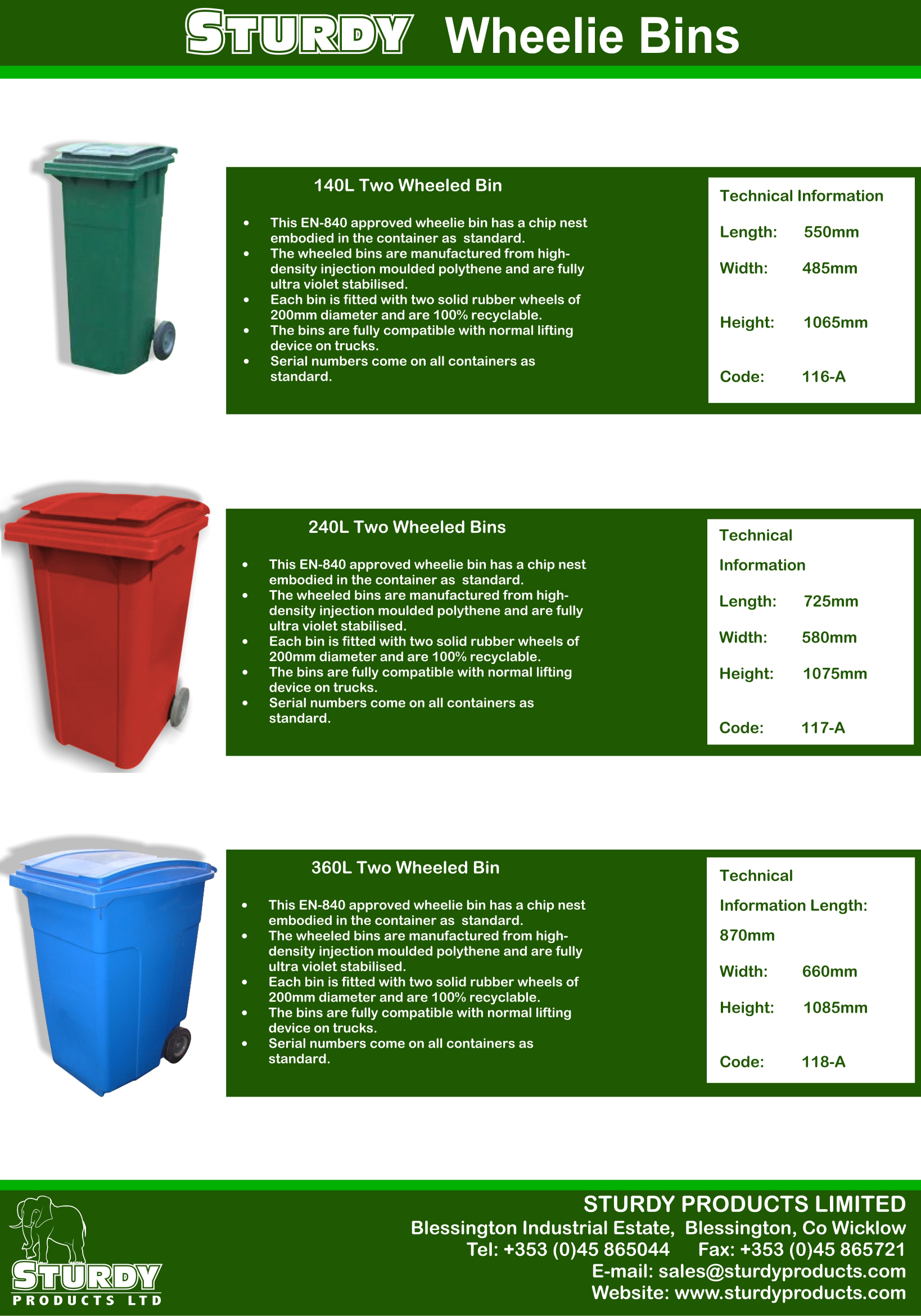 Creating Culture for waste recycling Initiative by Sturdy Product